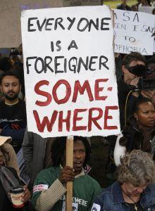 Somos Todos Estrangeiros em Algum Lugar