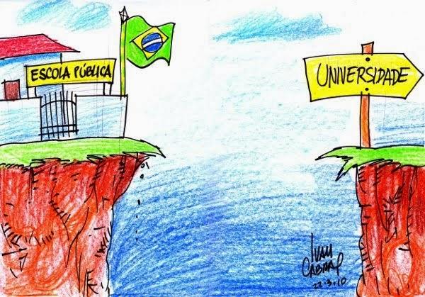 Descaso: Ensino Superior (2/2)