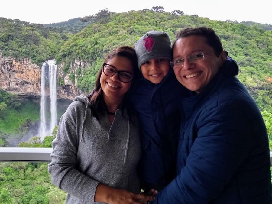 Rejane & Família