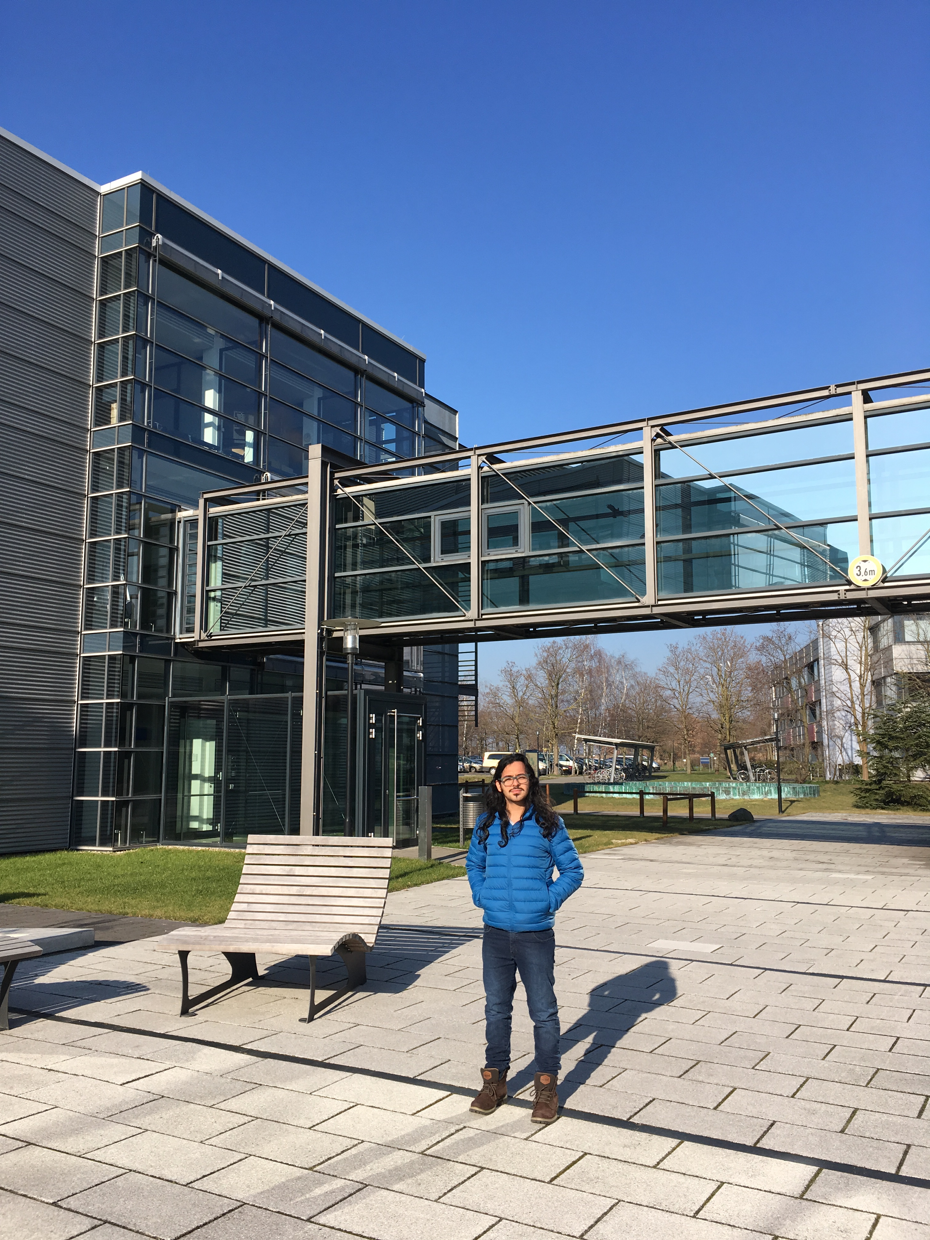 The Max Planck Institute of Molecular Plant Physiology (MPI-MP)